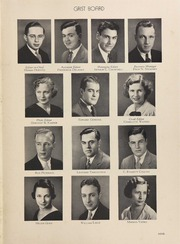 Page 13, 1934 Edition, University of Rhode Island - Grist Yearbook (Kingston, RI) online yearbook collection