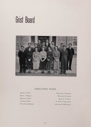 Page 10, 1938 Edition, University of Rhode Island - Grist Yearbook (Kingston, RI) online yearbook collection