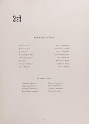 Page 11, 1938 Edition, University of Rhode Island - Grist Yearbook (Kingston, RI) online yearbook collection