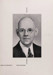 Page 13, 1938 Edition, University of Rhode Island - Grist Yearbook (Kingston, RI) online yearbook collection