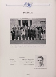 Page 166, 1939 Edition, University of Rhode Island - Grist Yearbook (Kingston, RI) online yearbook collection