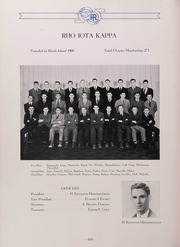 Page 168, 1939 Edition, University of Rhode Island - Grist Yearbook (Kingston, RI) online yearbook collection