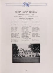 Page 179, 1939 Edition, University of Rhode Island - Grist Yearbook (Kingston, RI) online yearbook collection