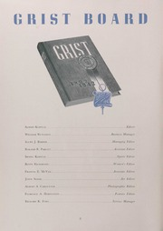 Page 12, 1942 Edition, University of Rhode Island - Grist Yearbook (Kingston, RI) online yearbook collection