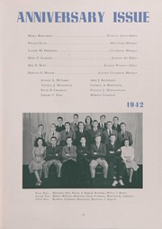 Page 13, 1942 Edition, University of Rhode Island - Grist Yearbook (Kingston, RI) online yearbook collection