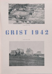 Page 7, 1942 Edition, University of Rhode Island - Grist Yearbook (Kingston, RI) online yearbook collection