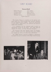 Page 15, 1948 Edition, University of Rhode Island - Grist Yearbook (Kingston, RI) online yearbook collection