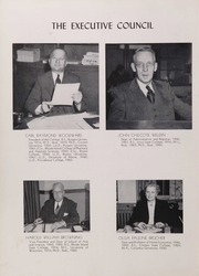 Page 14, 1951 Edition, University of Rhode Island - Grist Yearbook (Kingston, RI) online yearbook collection