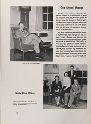 Page 16, 1952 Edition, University of Rhode Island - Grist Yearbook (Kingston, RI) online yearbook collection