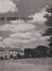 Page 7, 1952 Edition, University of Rhode Island - Grist Yearbook (Kingston, RI) online yearbook collection