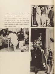 Page 10, 1962 Edition, University of Rhode Island - Grist Yearbook (Kingston, RI) online yearbook collection