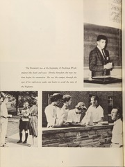 Page 12, 1962 Edition, University of Rhode Island - Grist Yearbook (Kingston, RI) online yearbook collection