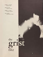 Page 5, 1962 Edition, University of Rhode Island - Grist Yearbook (Kingston, RI) online yearbook collection