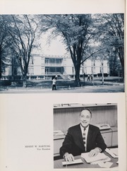 Page 12, 1963 Edition, University of Rhode Island - Grist Yearbook (Kingston, RI) online yearbook collection