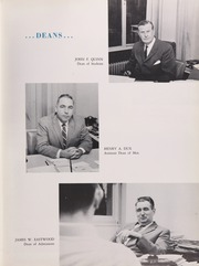 Page 13, 1963 Edition, University of Rhode Island - Grist Yearbook (Kingston, RI) online yearbook collection