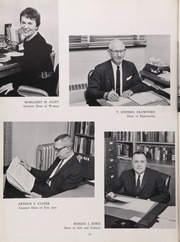 Page 14, 1963 Edition, University of Rhode Island - Grist Yearbook (Kingston, RI) online yearbook collection