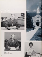 Page 16, 1963 Edition, University of Rhode Island - Grist Yearbook (Kingston, RI) online yearbook collection