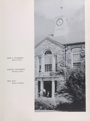 Page 5, 1963 Edition, University of Rhode Island - Grist Yearbook (Kingston, RI) online yearbook collection