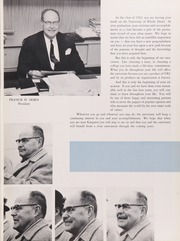 Page 9, 1963 Edition, University of Rhode Island - Grist Yearbook (Kingston, RI) online yearbook collection