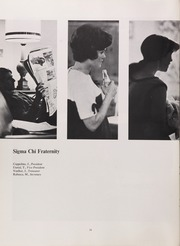 Page 38, 1967 Edition, University of Rhode Island - Grist Yearbook (Kingston, RI) online yearbook collection