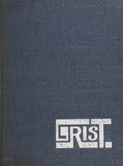 1968 Edition, University of Rhode Island - Grist Yearbook (Kingston, RI)