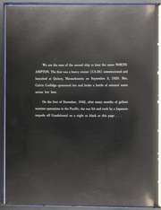 Page 12, 1965 Edition, Northampton (CC 1) - Naval Cruise Book online yearbook collection