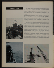 Page 16, 1965 Edition, Northampton (CC 1) - Naval Cruise Book online yearbook collection