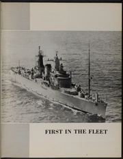 Page 7, 1965 Edition, Northampton (CC 1) - Naval Cruise Book online yearbook collection