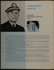 Page 8, 1965 Edition, Northampton (CC 1) - Naval Cruise Book online yearbook collection
