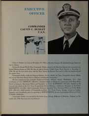 Page 9, 1965 Edition, Northampton (CC 1) - Naval Cruise Book online yearbook collection