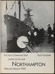 Page 5, 1960 Edition, Northampton (CLC 1) - Naval Cruise Book online yearbook collection