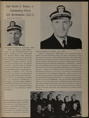 Page 9, 1960 Edition, Northampton (CLC 1) - Naval Cruise Book online yearbook collection