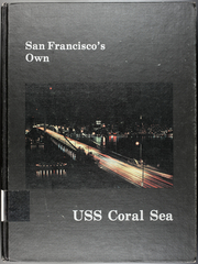 1977 Edition, Coral Sea (CV 43) - Naval Cruise Book