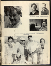 Page 11, 1973 Edition, Corry (DD 817) - Naval Cruise Book online yearbook collection