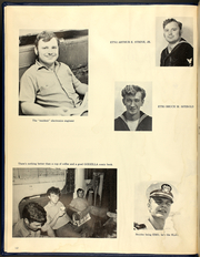 Page 14, 1973 Edition, Corry (DD 817) - Naval Cruise Book online yearbook collection