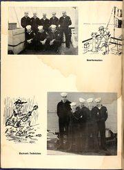 Page 10, 1955 Edition, Cotten (DD 669) - Naval Cruise Book online yearbook collection