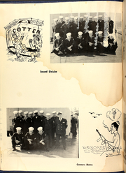 Page 16, 1955 Edition, Cotten (DD 669) - Naval Cruise Book online yearbook collection
