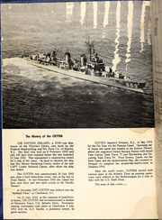 Page 4, 1955 Edition, Cotten (DD 669) - Naval Cruise Book online yearbook collection