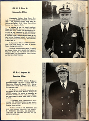 Page 6, 1955 Edition, Cotten (DD 669) - Naval Cruise Book online yearbook collection