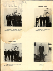 Page 7, 1955 Edition, Cotten (DD 669) - Naval Cruise Book online yearbook collection