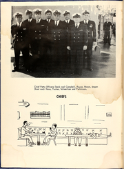 Page 8, 1955 Edition, Cotten (DD 669) - Naval Cruise Book online yearbook collection