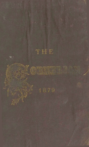 Page 1, 1879 Edition, Cornell University - Cornellian Yearbook (Ithaca, NY) online yearbook collection
