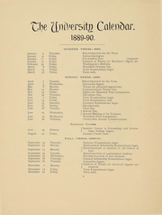 Page 10, 1890 Edition, Cornell University - Cornellian Yearbook (Ithaca, NY) online yearbook collection
