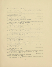 Page 12, 1895 Edition, Cornell University - Cornellian Yearbook (Ithaca, NY) online yearbook collection