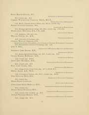 Page 16, 1895 Edition, Cornell University - Cornellian Yearbook (Ithaca, NY) online yearbook collection