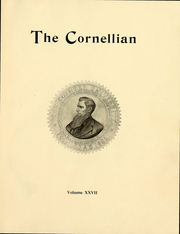 Page 2, 1895 Edition, Cornell University - Cornellian Yearbook (Ithaca, NY) online yearbook collection