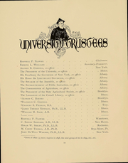 Page 12, 1898 Edition, Cornell University - Cornellian Yearbook (Ithaca, NY) online yearbook collection
