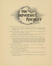 Page 14, 1898 Edition, Cornell University - Cornellian Yearbook (Ithaca, NY) online yearbook collection