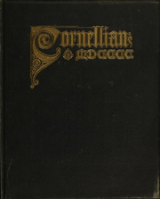 Page 1, 1899 Edition, Cornell University - Cornellian Yearbook (Ithaca, NY) online yearbook collection