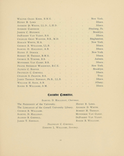 Page 11, 1899 Edition, Cornell University - Cornellian Yearbook (Ithaca, NY) online yearbook collection